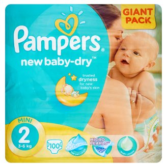Pampers active baby-dry Mini 2